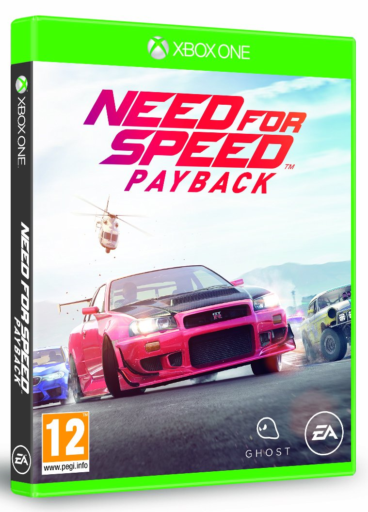 Need for Speed Payback - Edición estándar: Xbox One: Amazon ...