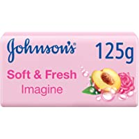 JOHNSON'S, Bath Soap, Soft & Fresh, Imagine, 125g
