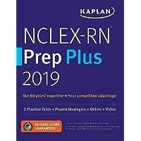 NCLEX-RN Prep Plus 2019: 2 Practice Tests + Proven Strategies + Online + Video