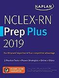 NCLEX-RN Prep Plus 2019: 2 Practice Tests