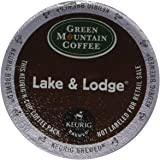 Green Mountain Coffee Lake & Lodge, 24-Count K-Cups For Keurig Brewers (Pack of 2)