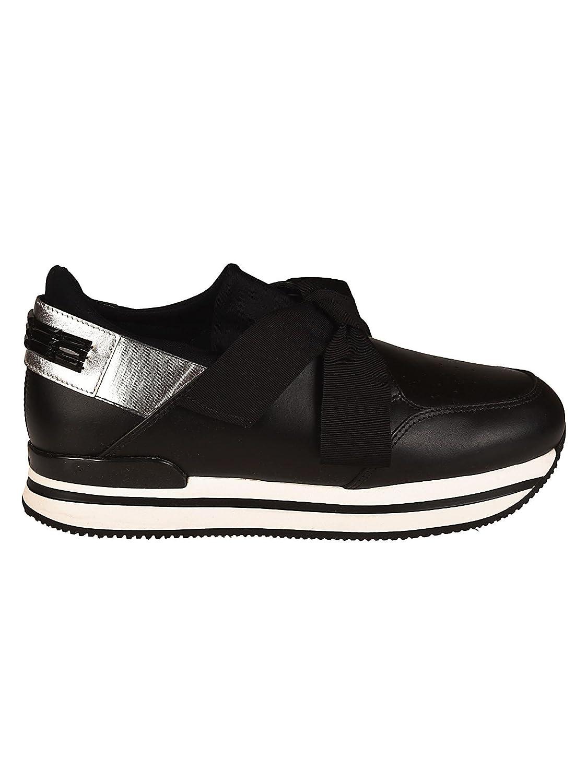 Hogan Sneakers H222 Slip-on HXW2220K130IGY0353 Nero Donna 37 EU