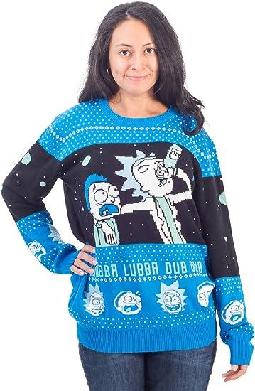 718FuT8i0uL. AC SY550 Revista Dimensión Digital 50+ Ugly Sweaters Navideños inspirados en Series y pelis