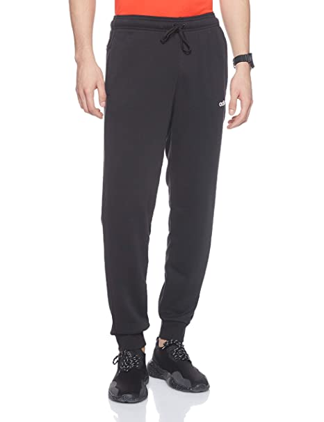 adidas Essentials Plain Slim Pant French Terry, Pantaloni Uomo