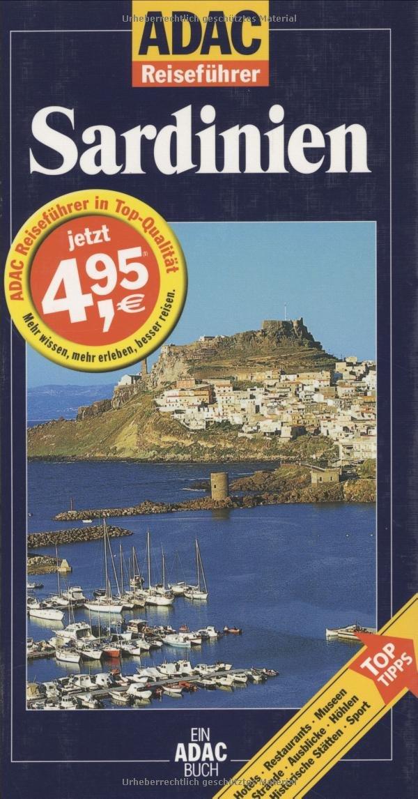 ADAC Reiseführer, Sardinien (ADAC Reisemagazin)