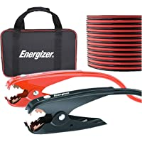 Energizer Car Battery Jumper Leads, Heavy Duty Automotive Booster Cables for Jump Starting Dead or Weak Batteries…