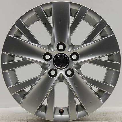 1 Original VW Polo 6R 6r0601025ak 6 x 15 ET40 Spokane aluminio ...