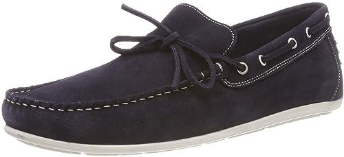 Mens Solar 1 (3197) Velour Boat Shoes Stonefly uR5oVq4c