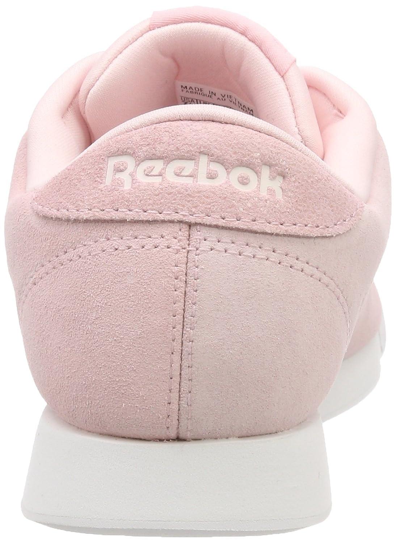 Reebok Princess Damen Princess Reebok Leder Fitnessschuhe Mehrfarbig (Pb/Practical Pink/Weiß 000) 67df99