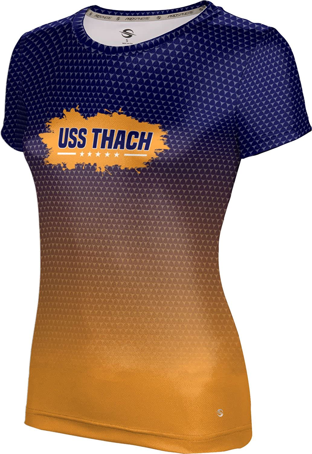 ProSphere Women's USS Thach Military Zoom Tech Tee