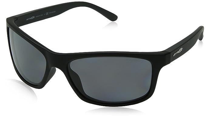 Pipe Polarized Gafas An4192 De Sol Black Arnette Grey Fuzzy N8wyvmnO0