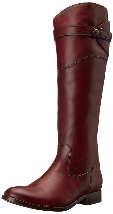 Amazon.com | FRYE Women\'s Molly Button Tall-SMVLE Riding Boot ...