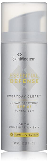 SkinMedica Essential Defense Everyday Clear SPF 47, 1.85 oz.