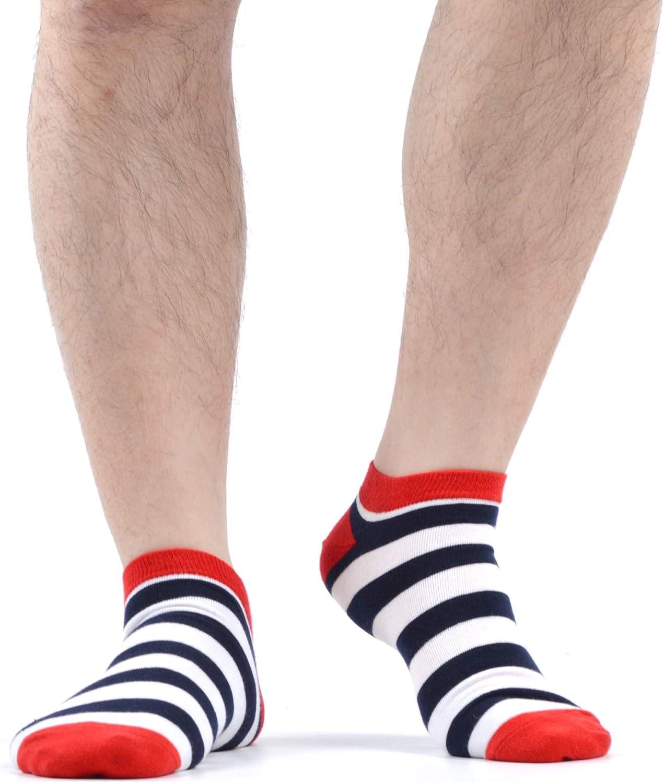 Chanwazibibiliu Spiral Beautiful Pattern Mens Colorful Dress Socks Funky Men Multicolored Pattern Fashionable Fun Crew Cotton Socks
