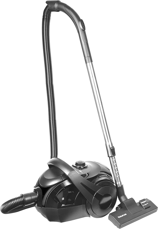 Taurus Golf 2400 Bagless, 2400 W, 220-240 V, 50 Hz, 450 W, 1.5 L, Negro, 460 x 335 x 330 mm - Aspirador: Amazon.es: Hogar