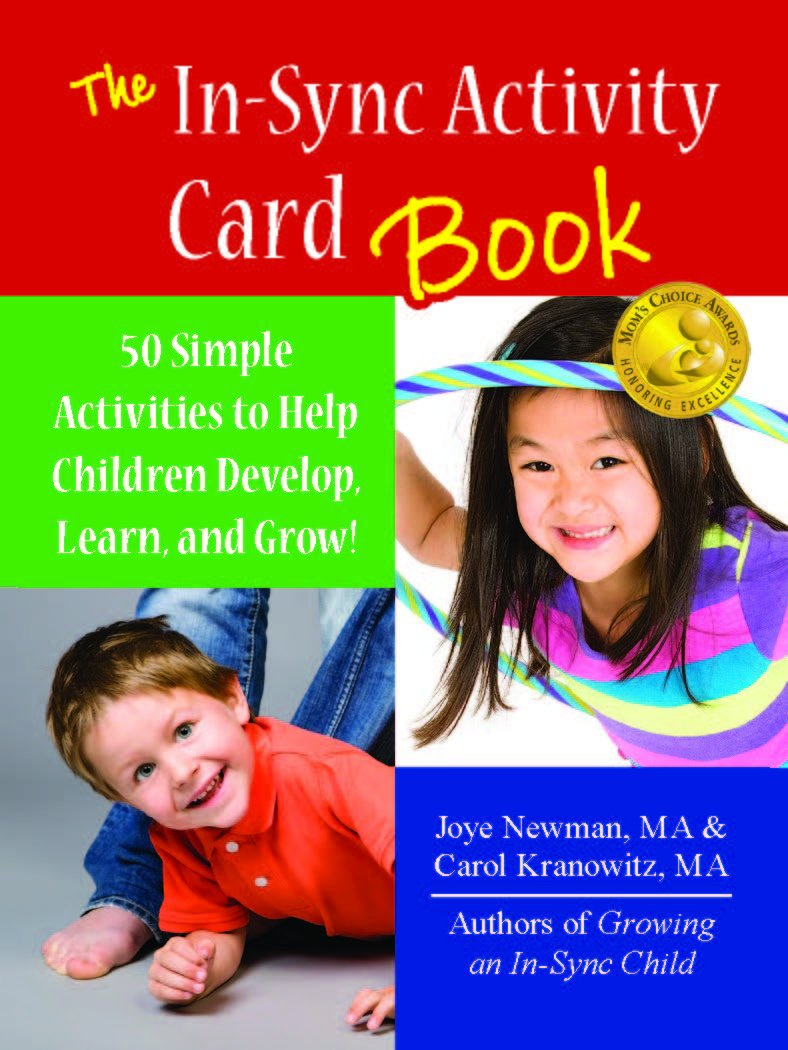 Download The In Sync Activity Card Book: 50 Simple Activities to Help Children Develop, Learn, and Grow! ebook