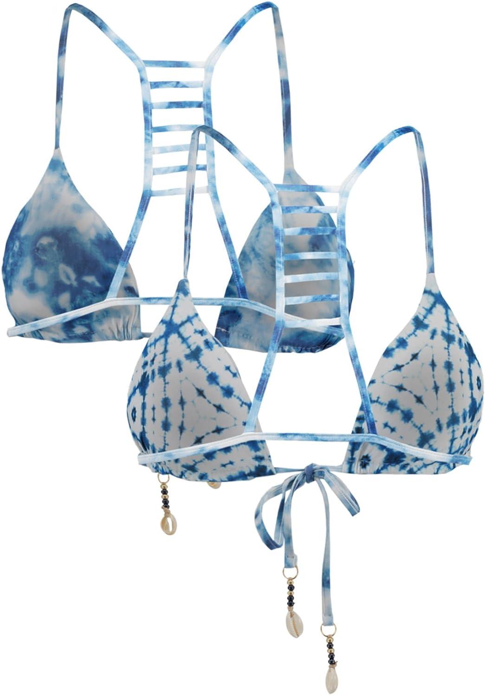 Seafolly Womens Bikini Top
