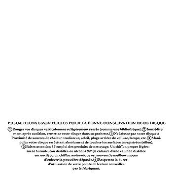 La Terre Promise - Paper Sleeve Replica Deluxe