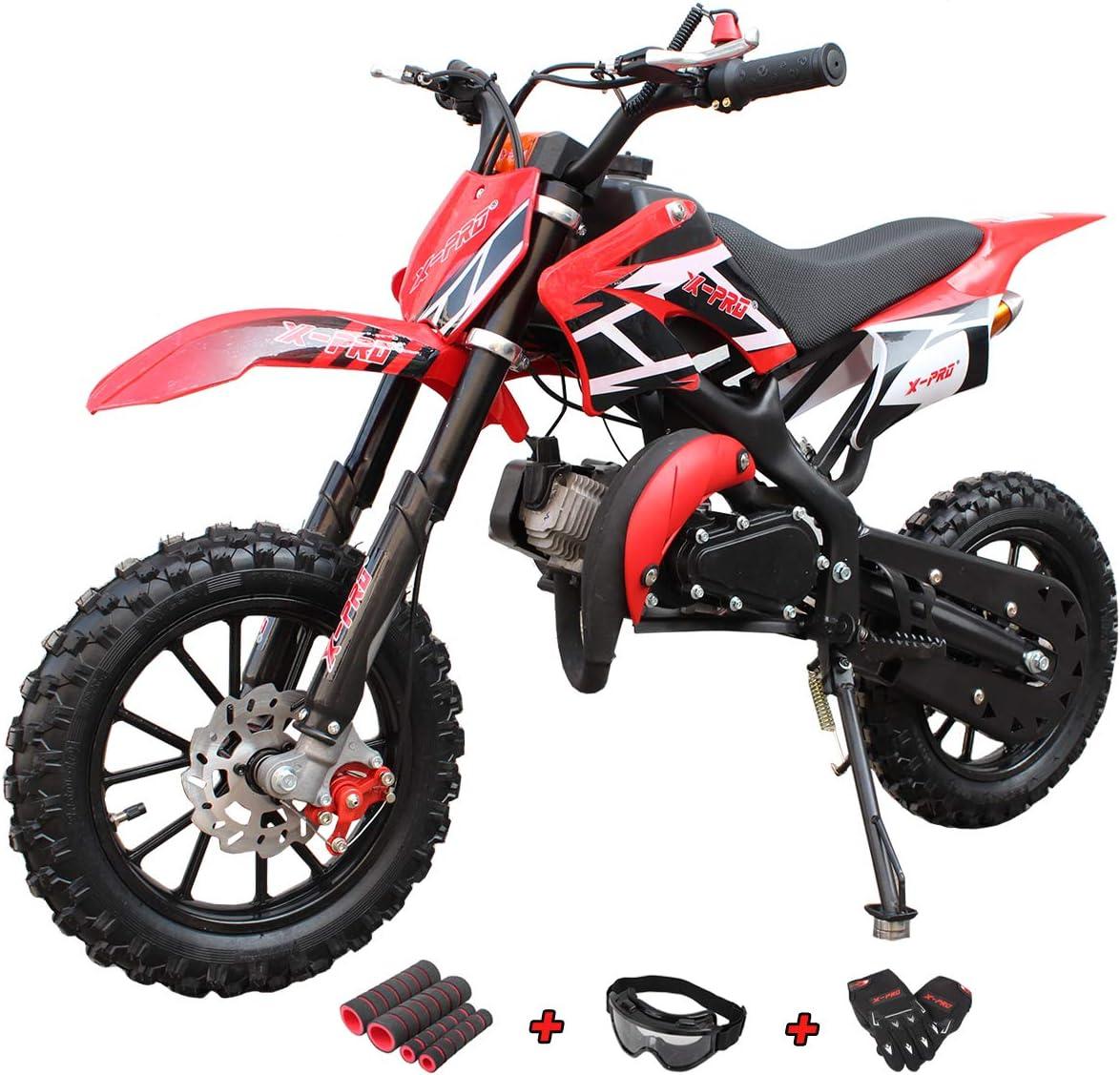X-Pro 50cc Dirt Bike Gas For Kids