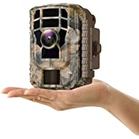 $39 » Campark Small Trail Game Camera-12MP 1080P HD Wildlife Waterproof Scouting Hunting Camera…