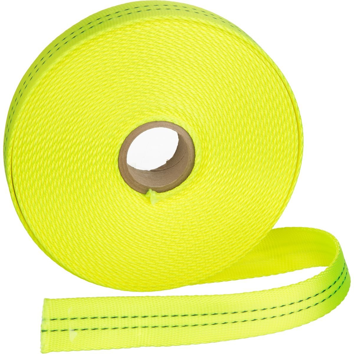 Sterling Tech Tape Web Wheel Yellow, 91m by Sterling