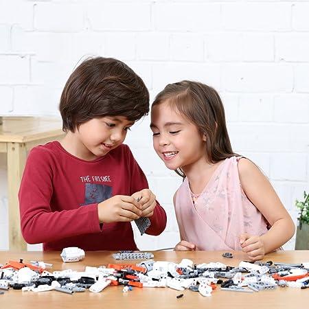 Amazon.com: Xiaomi MITU Mi Robot Constructor, juguetes STEM ...