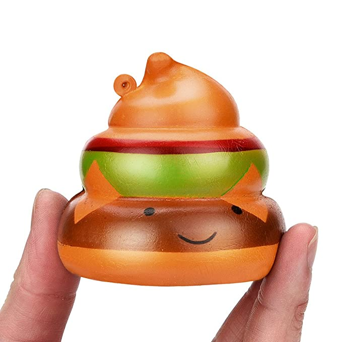 Amazon.com: Rambling New Squishies Toys, Exquisite Poo Squishies Slow Rising Kawaii Stress Reliever Squishy Toys for Kids and Adults (Color D): Kitchen & ...