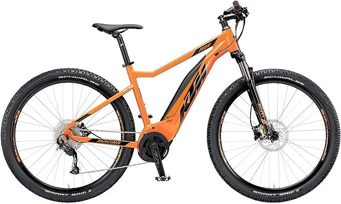 KTM Macina Ride 291 UC-A + 5P4 9 Marchas Cambio de Cadena Bicicleta para Hombre Modelo 2019 29