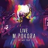 My Way Tour Live (2CD + DVD inclus bonus 2 titres inédits + coulisses de la tournée)