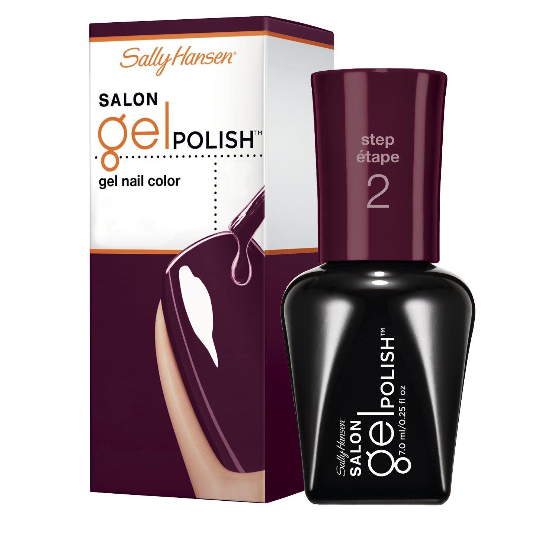 Amazon.com: Sally Hansen Salon Pro Gel Starter Kit, Shell