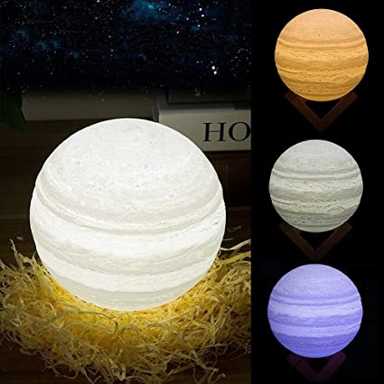 3d printing Jupiter Moon Lamp -Storefyi