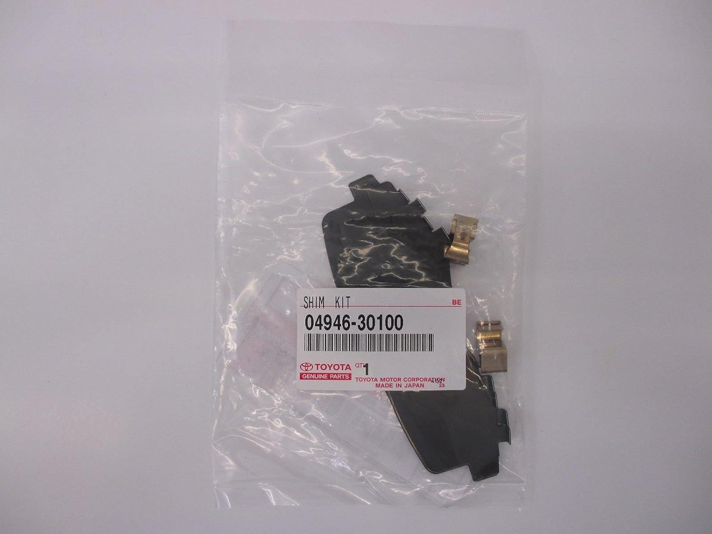 Disc Brake Pad Shim Lexus 04946-30110