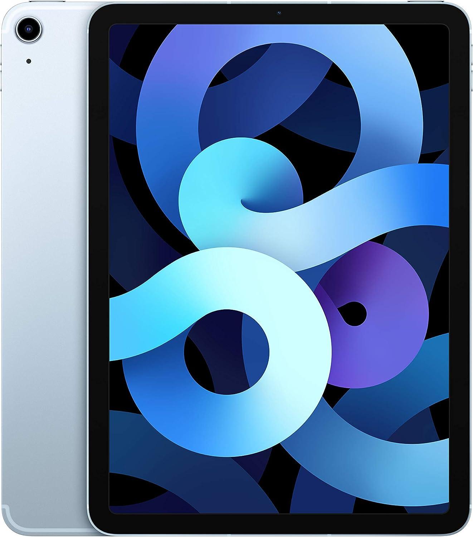 2020 Apple iPad Air (de 10,9 Pulgadas, con Wi-Fi + Cellular y ...