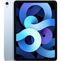 2020 Apple iPad Air (10,9 cala, 4. generacji, Wi-Fi + Cellular, 64 GB) - Błękit Nieba