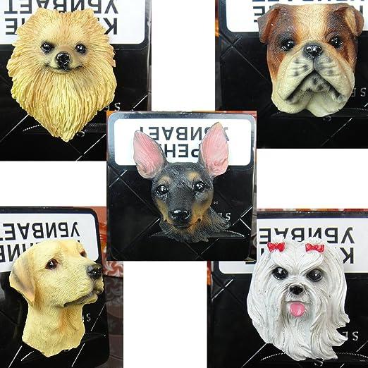 yournelo emulación Pop Star 3d perro imán para nevera Decor imanes ...