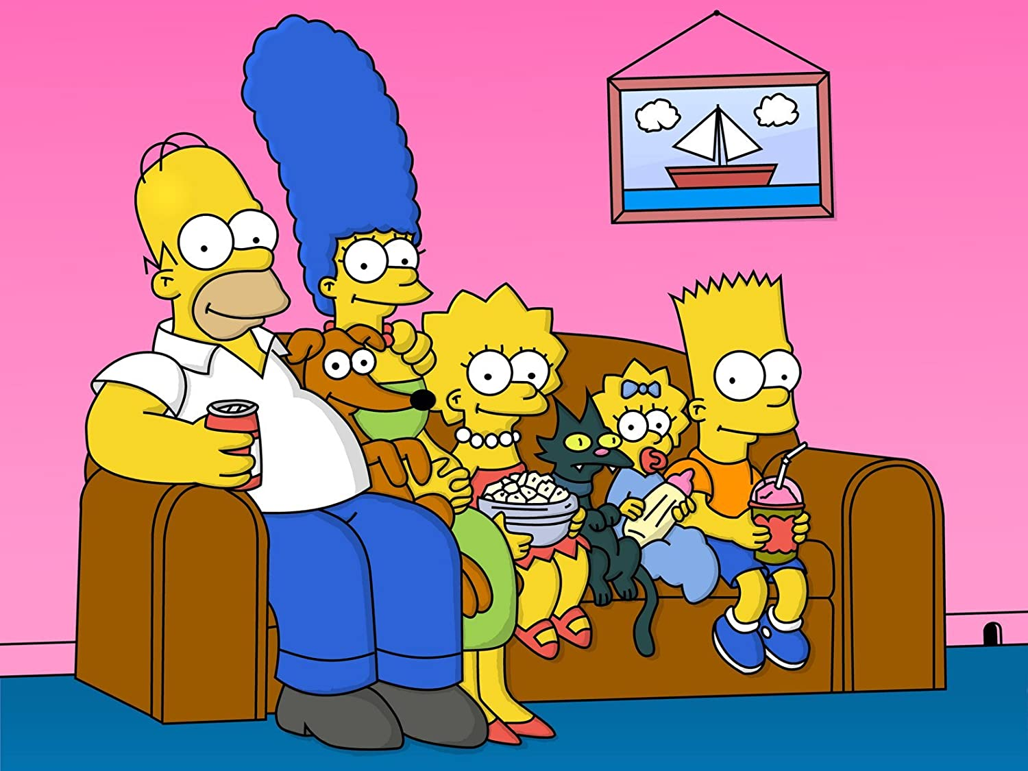 lisa from the simpsons
