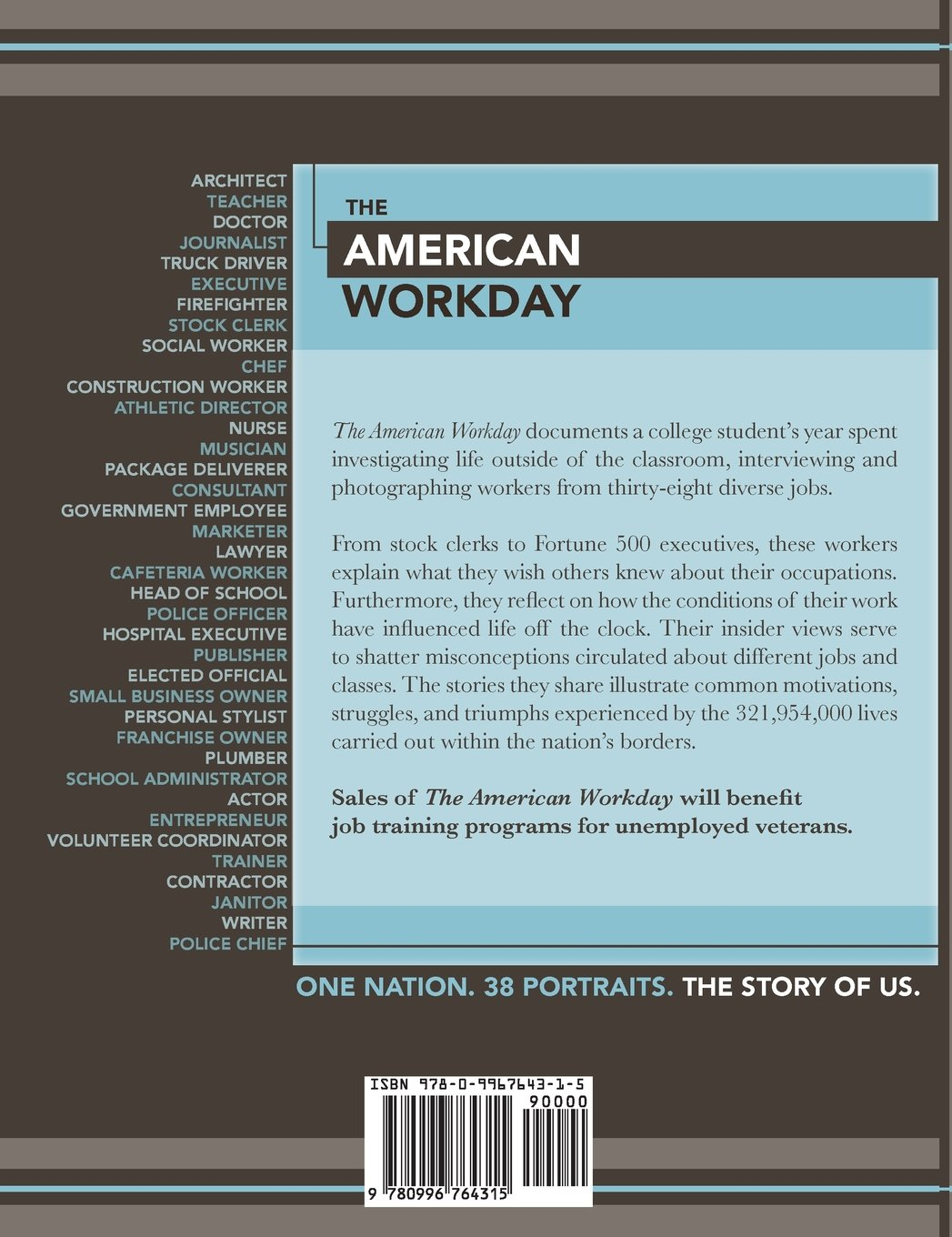 The American Workday: Tales of Life and Work in the United States