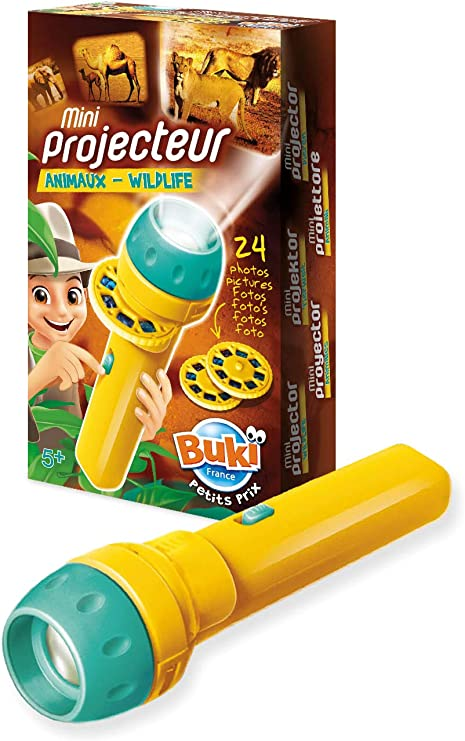 Buki France 6302ANI - Mini proyector animales: Amazon.es: Juguetes ...