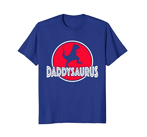 Shop From 1000 Unique Daddysaurus Shirt Funny Dinosaur First Time Dad T-shirt