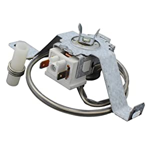 Supplying Demand 2200859 Cold Control Thermostat For Refrigerator Compatible With Whirlpool Fits 2200830, 2210378, 2210379