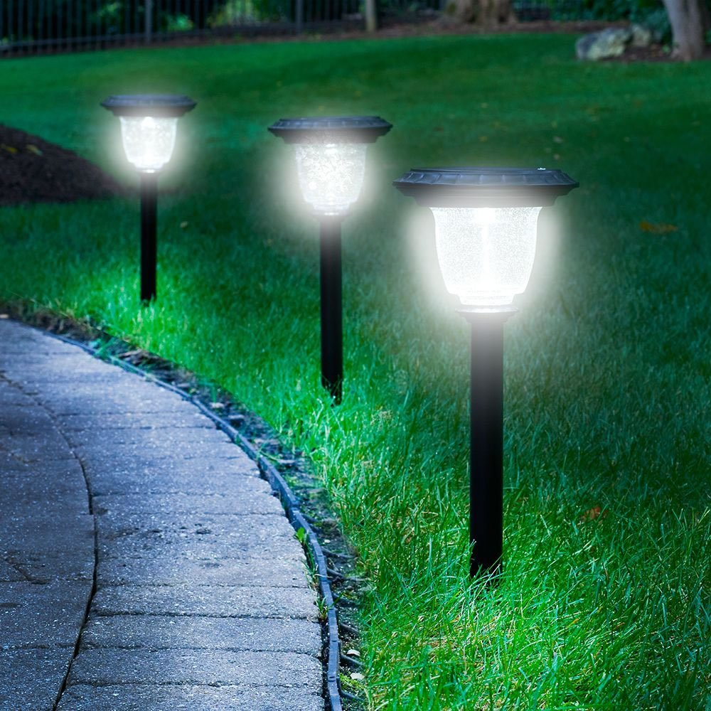 Amazon solar pathway light garden outdoor arubaitofo Gallery