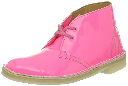 complementos Botines Rosa Desert Clarks Boot Zapatos y para EU Mujer es Amazon Chukka 12 35 wEcH6qfH