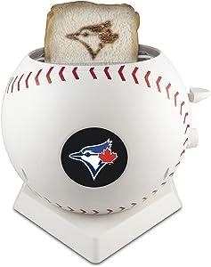 MLB Toronto Blue Jays Pangea Brands ProToast MVP Toaster, White