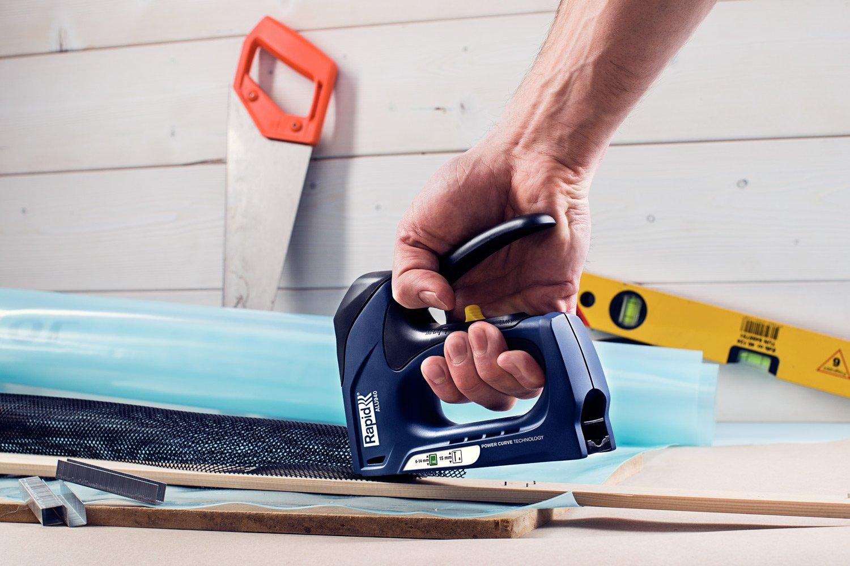 Rapid 5000518 Grapadora Manual