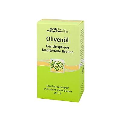 olivenoel rostro Cuidado mediter. braeune Crema, 50ml