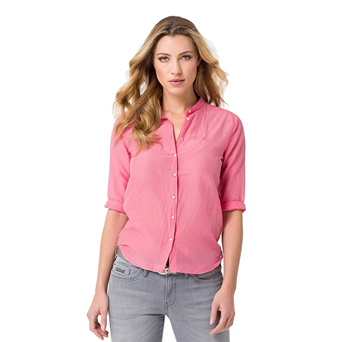 8731fa2491e Gaastra Mujer Blusa Wind Proof salmón rosa extra-large  Amazon.es  Ropa y  accesorios