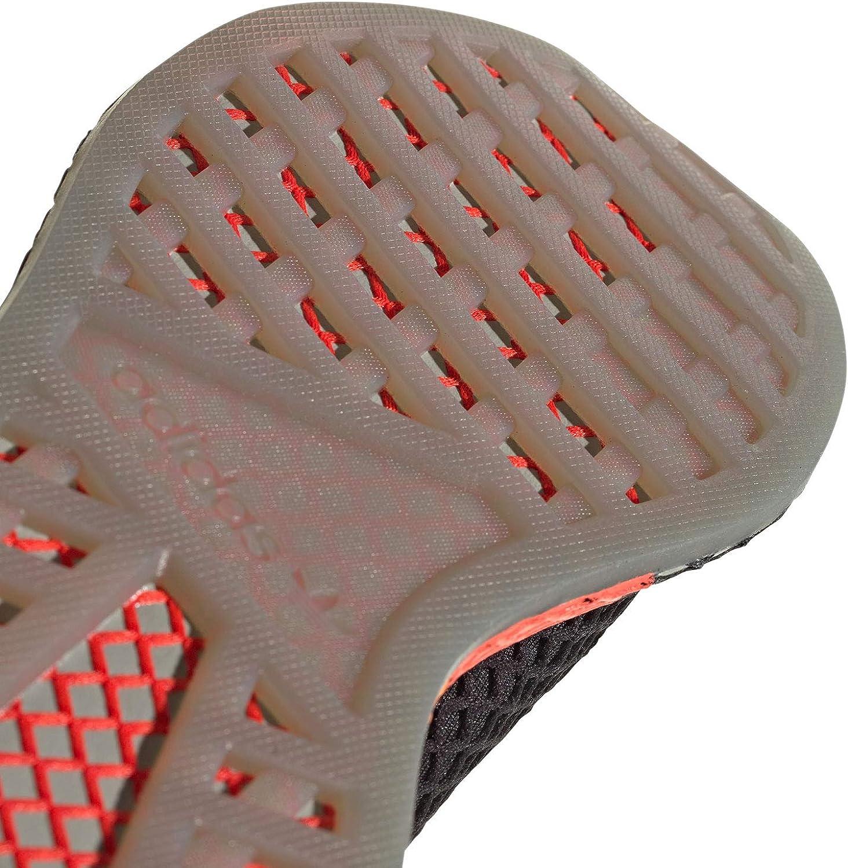 adidas DEERUPT Runner 674 Core Black Sesame Solar EE5674