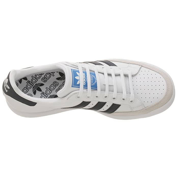 new style 41e45 9f935 Adidas Originals Men s Tennis Pro Tennis Shoe, White College Navy, 9 M  Buy  Online at Low Prices in India - Amazon.in