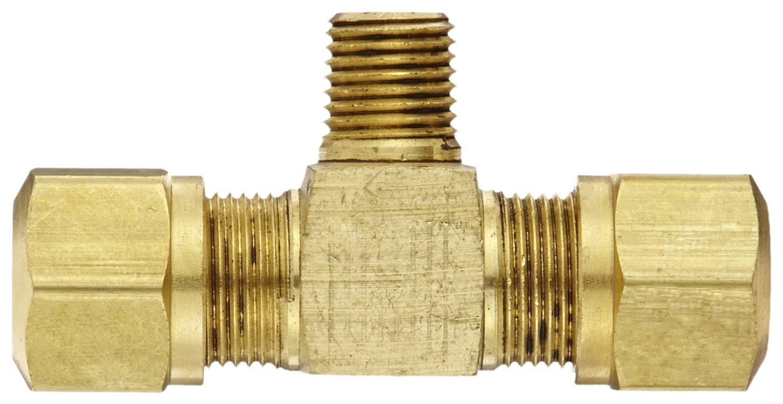 EATON Weatherhead 1472X8X8X4 Air Brake Tubing Male Branch Tee 1//4 Male Pipe Thread 1//2 Tube OD 1//4 Male Pipe Thread 1//2 Tube OD