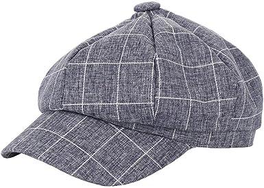 Sombrero de Boina de Otoño e Invierno Estilo Británico Gorra de ...